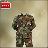 Army Men Photo Suit