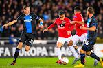 Club Brugge raakt niet voorbij een zwak Manchester United