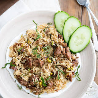 Greek Lamb With Rice Recipes.