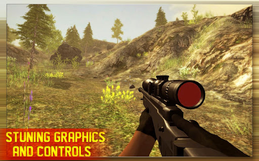 Animal Hunting Sniper Shooter: Jungle Safari 2.0.0 screenshots 1