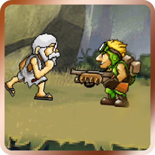 Rambo Shooting Soldier
