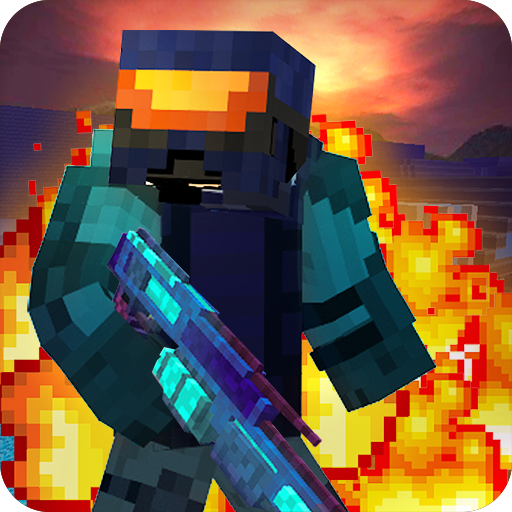 Cops Vs Robbers: Mine Games