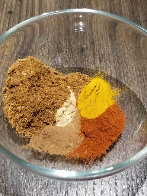 Ras El Honout Recipe