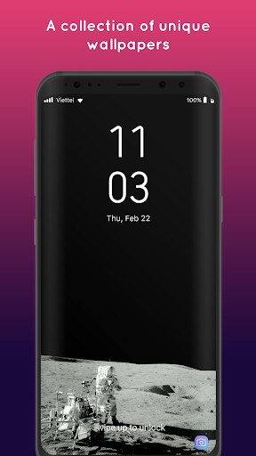 S9 Lockscreen - Galaxy S9 Lockscreen for PC
