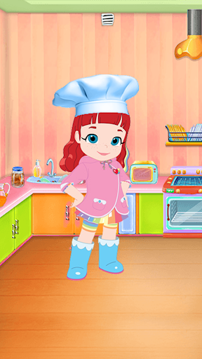 Little Ruby Chef Master - Rainbow 1.0.0 screenshots 2