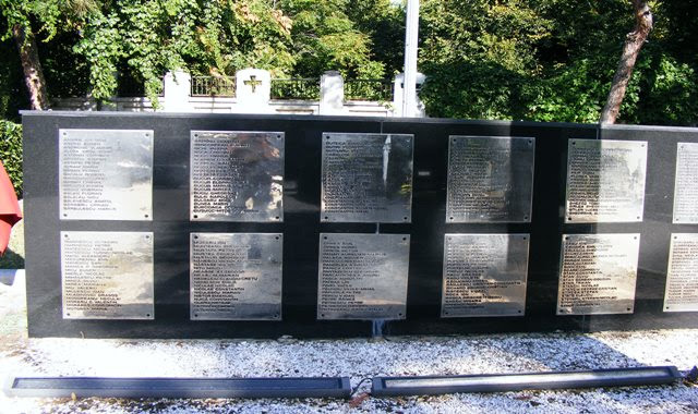 NAMES OF THE DEAD IN ROMANIAN REVOLUTION 1989