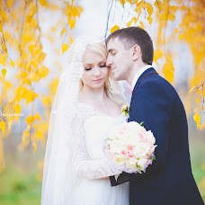 Wedding photographer Anastasiya Guryanova (birdmystery1984). Photo of 19.10.2016