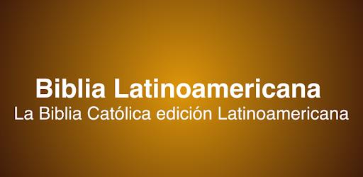 Biblia Latinoamericana Spanish Apps On Google Play