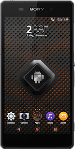 MetaDroid | AG™ Themes screenshot 1