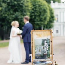 शादी का फोटोग्राफर Nastya Ladyzhenskaya (Ladyzhenskaya)। 29.06.2016 का फोटो