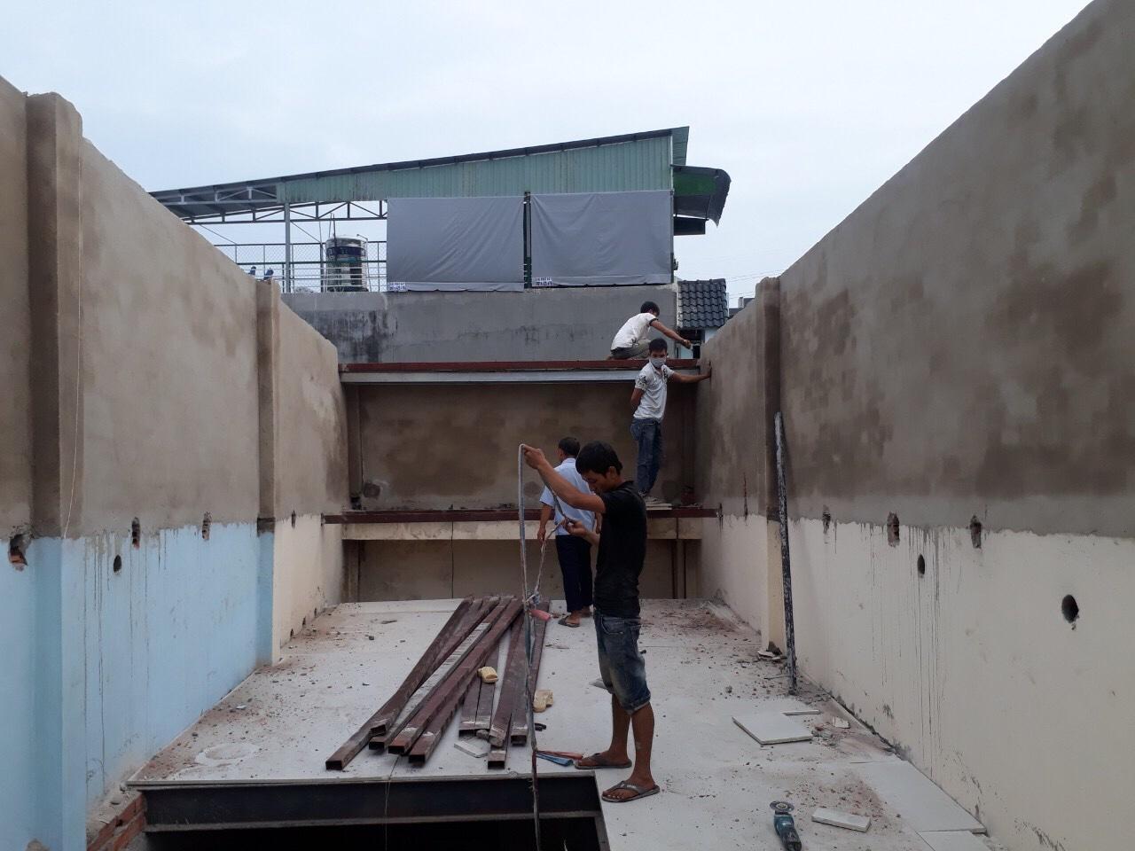 Công ty sửa nhà quận 1 Nga Việt
