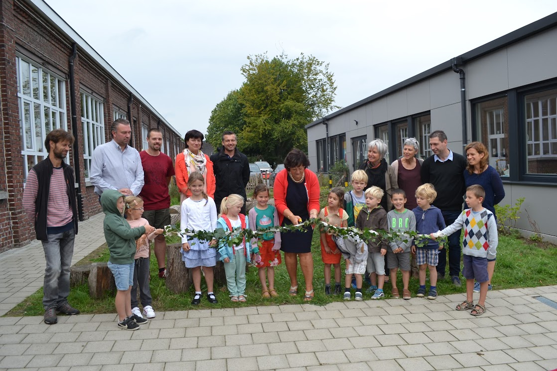 Opening groenproject