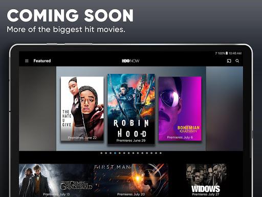 HBO NOW: Stream TV & Movies screenshot 9