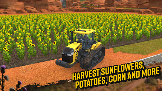 Farming Simulator 18 1.1.0.1 CRACKED Apk + DATA 10