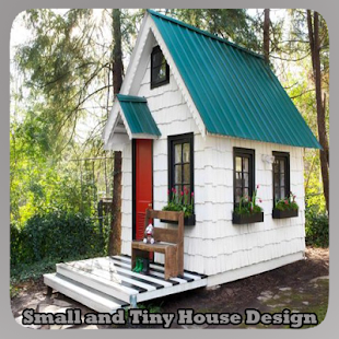 Small and Tiny House Design - náhled