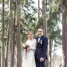 Wedding photographer Alina Mukhina (amukhina). Photo of 03.06.2017