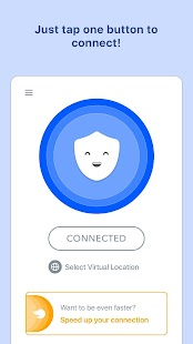 VPN Free - Betternet Hotspot VPN & Private Browser Screenshot