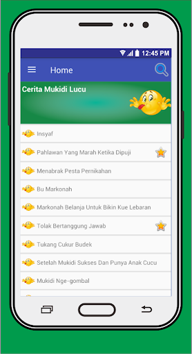 Cerita Mukidi Terbaru 1.0 screenshots 2