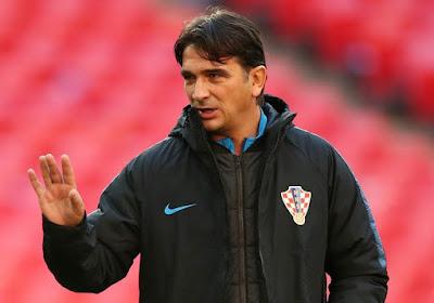 """Le sélectionneur croate était sous pression : """"Ces 10 derniers jours n'ont pas été faciles"""""""