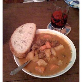 Venison Soup.