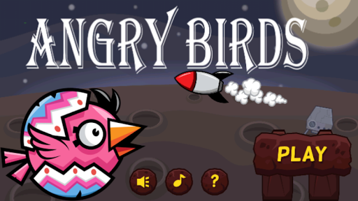 Angry Run For Birds