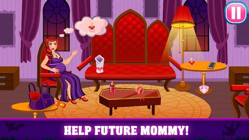 Vampire Princess Baby Birth