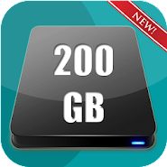 Free 200GB Phone Storage 1 7 latest apk download for Android • ApkClean