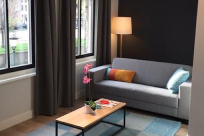 Utrecht-Weerdsingel Serviced Apartments