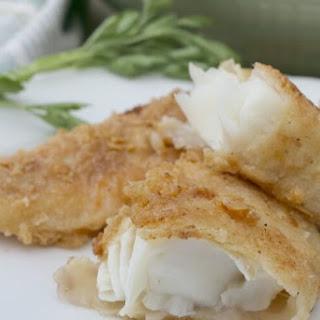 Gluten Free Fried Fish Sticks
