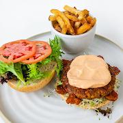 Chipotle Bacon Burger