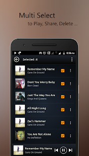 Music Player | Audio Player Screenshot