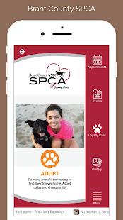 Brant County SPCA - náhled