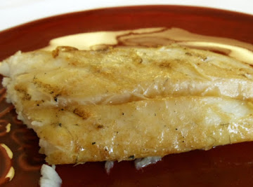 Grilled Trout Recipe
