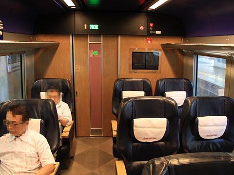 JR北海道 261系「宗谷」_05 グリーン車 車内
