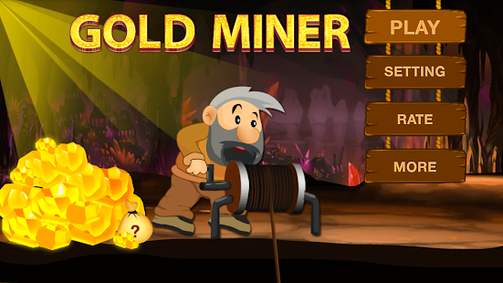Gold Miner 2017- screenshot thumbnail