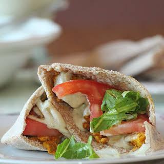 Schwarma Spiced Sandwich.