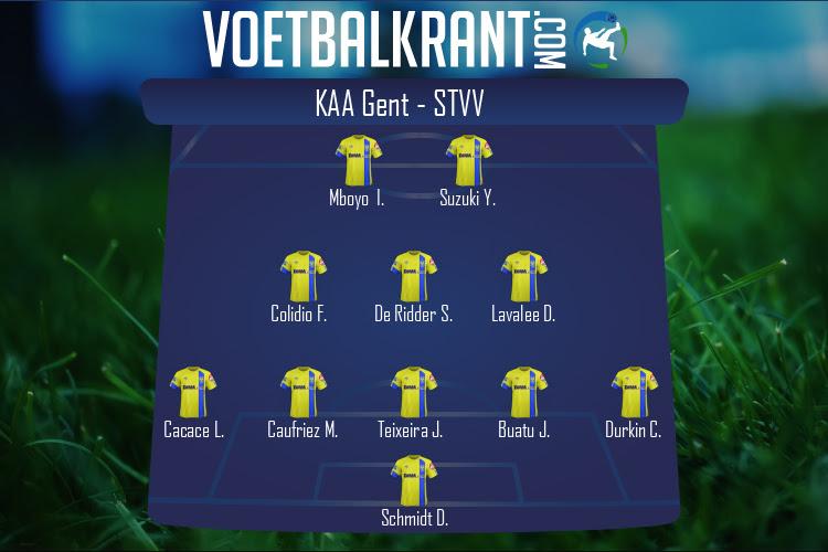 STVV (KAA Gent - STVV)
