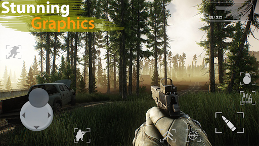 Battle Of Bullet: free offline shooting games 1.0.1 Screenshots 1