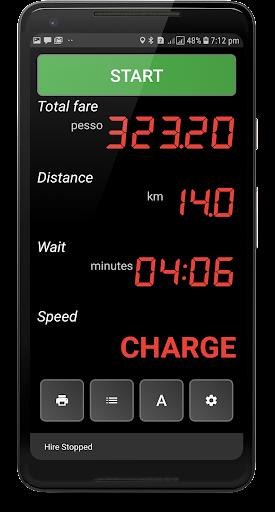 TAXImet - Taximeter 4.3 screenshots 3