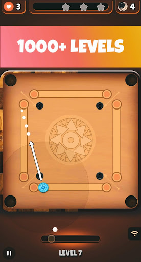 Carrom Royal - Multiplayer Carrom Board Pool Game apktram screenshots 3