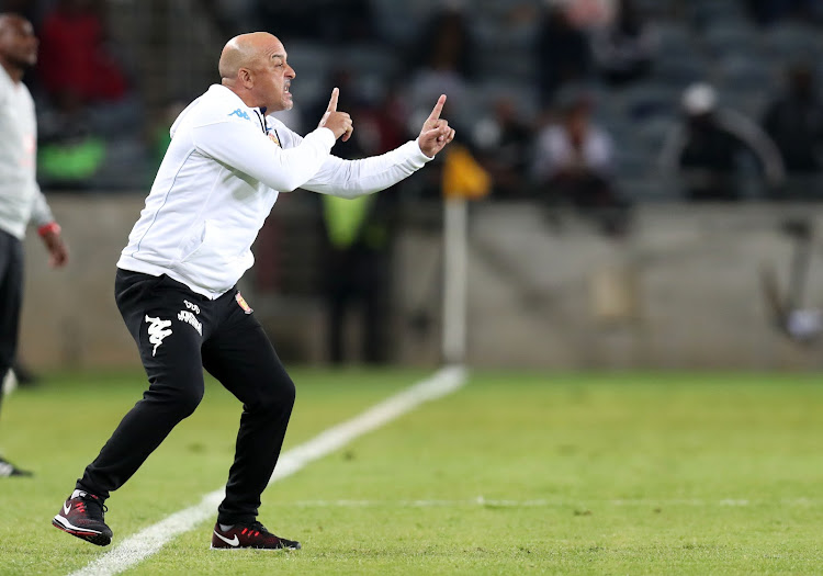 Former under-23 head coach Owen Da Gama.