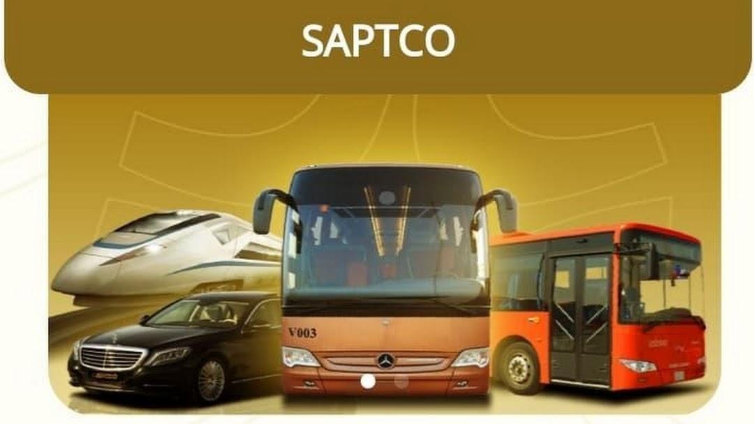 محطة حافلات النقل الجماعي رابغ سابتكو Saptco Rabigh شركة الحافلات في رابغ