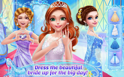 Ice Princess - Wedding Day 1.4.0 screenshots 11
