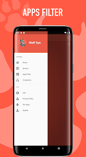 App Wolf Vpn - Free Unlimited Vpn Proxy Service APK for Windows Phone