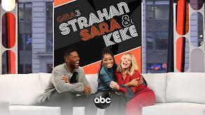 GMA3: Strahan, Sara & Keke thumbnail