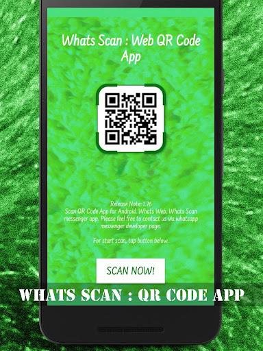 Whats Scan : Web QR Code App 1.76 screenshots 4