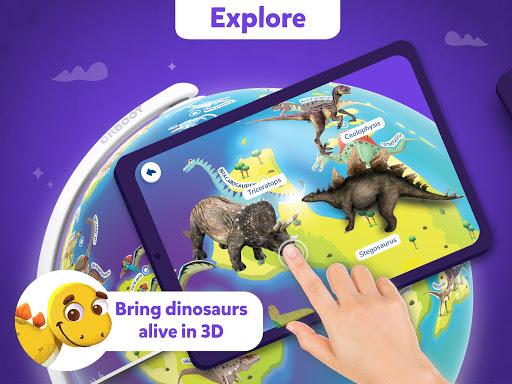 Orboot Dino AR by PlayShifu android2mod screenshots 10