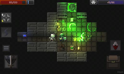Caves (Roguelike) 3