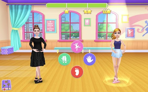 Dance School Stories – Dance Dreams Come True Mod Apk Download For Android and Iphone 6