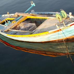 by Nevenka Zajc Medica - Transportation Boats